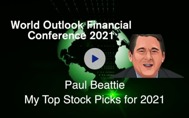 Paul Beattie's Presentation At The 2021 MoneyTalks Conference
